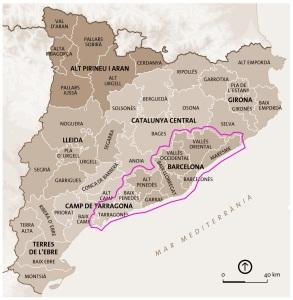 Aannemer Barcelona Sitges Tarragona